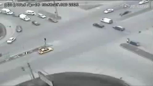 世界上车祸最多的十字路口