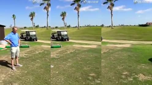 头晕高尔夫