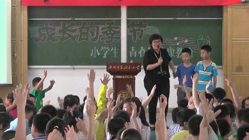 权培老师 西北大学附属小学演讲