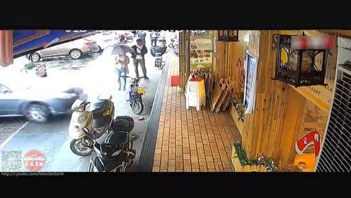 中國交通事故集錦!