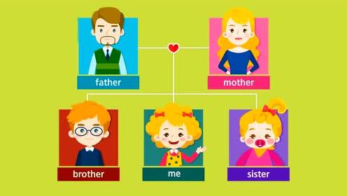 新起点三年级英语下册Unit 4 My family