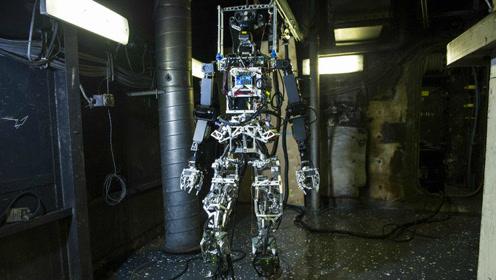 战斗机器人日趋智能化