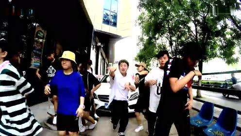 HIPPHOP假期集训Yellow沈阳街舞教学培训_超清