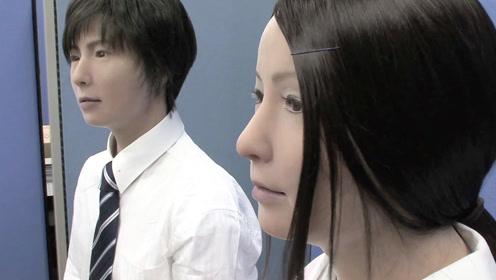 科学家给16岁美女机器人找了一个男朋友,网友:
