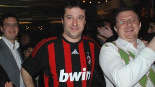 米兰球迷的煎熬!意大利副总理:太丢人了