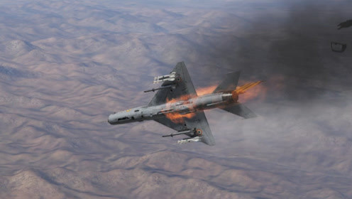 印巴空战陷罗生门 印军方晒证据称巴基斯坦f16被米格