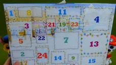 爪哇玩具惊喜圣诞来临,一起来开日历玩具,倒计时开始!