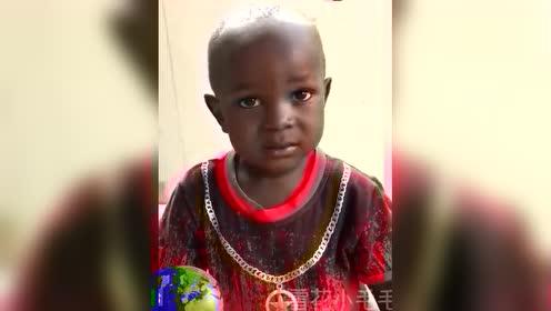 自从非洲来了几个东北人 非洲小孩都被玩坏了