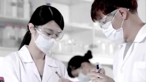 实拍科研人员工作场景,高品质科技视频素材