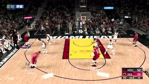NBA2K锦标赛首日集锦