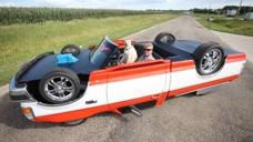 打开的方式一定不对!盘点世界上最奇葩的四辆车!你一定没见过!