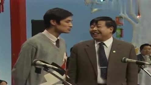 相声:刘伟和马季搭档表演,这也太逗了吧,笑