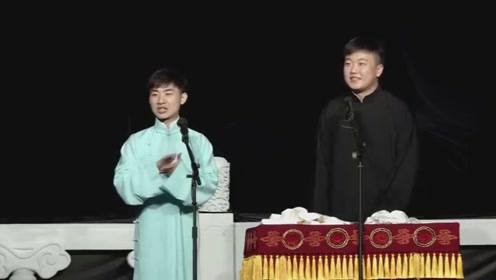 相声《学哑语》表演:陶云圣 于筱怀
