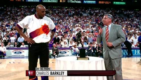 巴克利 托马斯 米勒 尤因等名宿发声缅怀NBA荣誉主席大卫-斯特恩