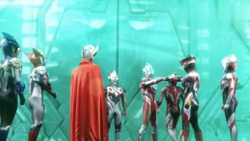 奥特银河格斗:七位新生代奥特曼共同抵达光之国!