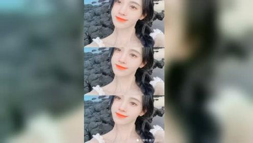 鞠婧祎自拍合集,真的是360度无死角的美啊!