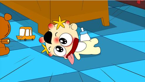 *瓶小星:跌倒也记得,搞笑动画短片