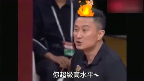 """CBA杜峰执教胡明轩,""""我真是服了你了""""都知道的那些金句"""