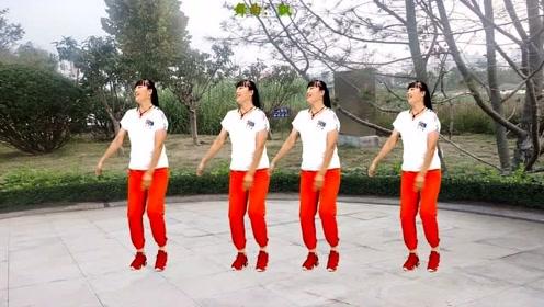 DJ火爆舞曲《飘》舞步时尚新颖,简单大方,适合大众