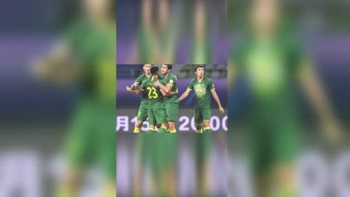 中超国安2-0送泰达八连败 张玉宁破门奥古世界波