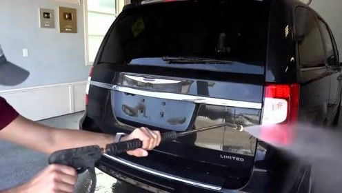 短短8分钟的洗车视频,其实花了三个多小时,这也太专业了