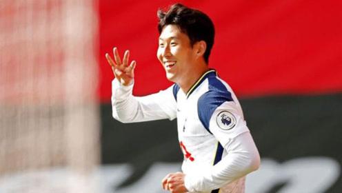 全体膜拜!韩国球王英超上演大四喜,见过大场面的穆帅都不淡定了