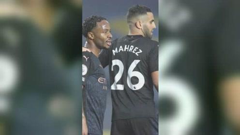 英超-曼城客场1-1利兹联两轮不胜 斯特林破门罗德里戈替补建功