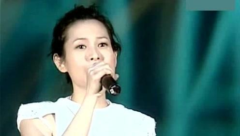 不愧是一代天后!刘若英这首歌横扫了整个音乐圈,开口就醉了