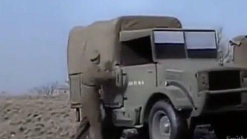 充气的汽车坦克国外伪装术视频曝光!