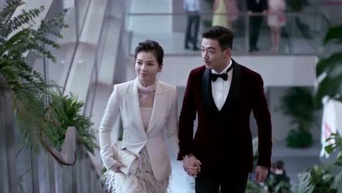 安迪陪包总参加婚礼,让樊姐帮忙挑选礼服,果然艳压群芳