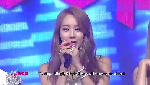 Talk - Arirang Tv Simply K-Pop BESTie Cut 14/07/24