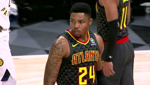 2018年12月27日NBA常规赛 步行者VS老鹰 全场录像回放视频