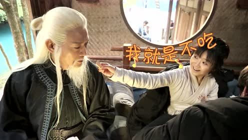 Behind the scenes: FuZi JinLong effect was taken like this | Ever Night S2