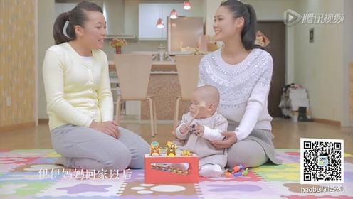 妈妈必学三个小游戏 提高宝宝肢体协调能力