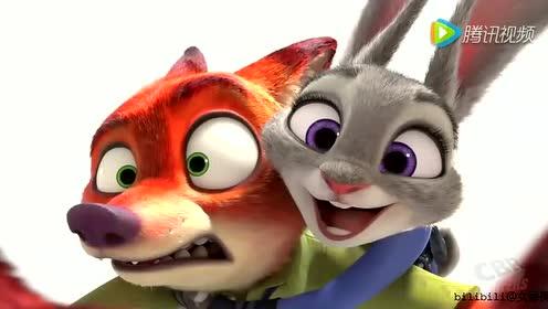 【疯狂动物城】狐兔cp甜蜜混剪