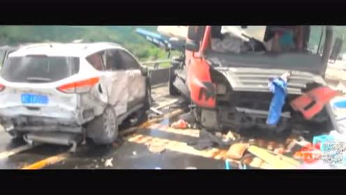 20160719中國交通事故合集 恐怖的最新車禍瞬間