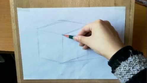 人教版六年级美术下册第1课 明暗与立体