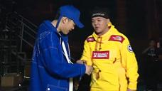 中国有嘻哈花絮,艾福杰尼偷藏果丹皮送PGone,