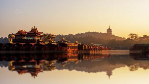 杭州要上天啊!全新城市宣传片美哭!