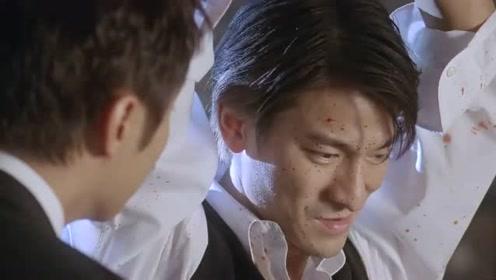 龙在边缘:谭耀文抽刘德华耳光,连他妈妈儿子都不放过