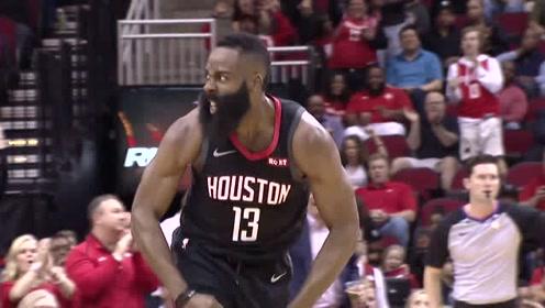 14日NBA最佳球员 - 詹姆斯-哈登