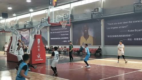 天津市青少年篮球锦标赛决赛-育华篮球