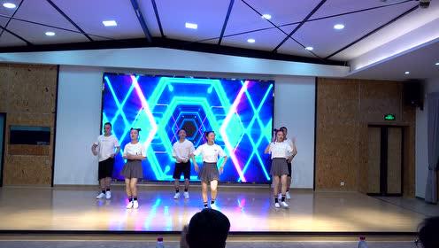 周年庆江北万达团队舞蹈串烧