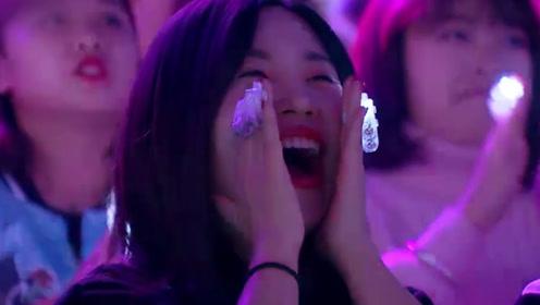 华语乐坛女神级歌手,登台就引全场粉丝尖叫不