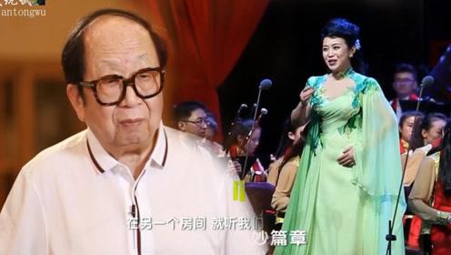 讲到陈力演唱《红楼梦》主题曲的故事时,王立