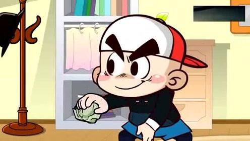 搞笑动画:来自学渣的怒吼。