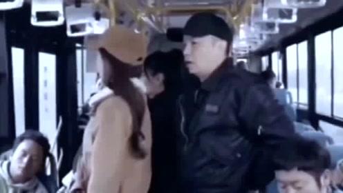 搞笑视频:坐公交车的糗事!