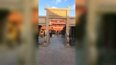 巍山古城的苏老三一古面味道真的很不错我要游云南