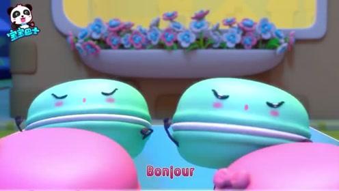 你好甜品,可爱灵动的果冻和饼干交朋友!