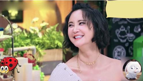 明星暗藏身份曝出,张歆艺是网红店老板娘,邓